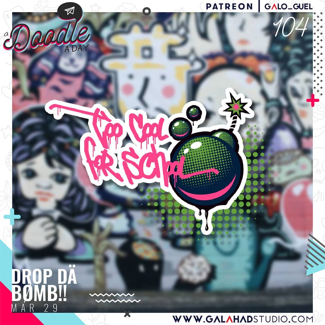 29_Sticker Bomb